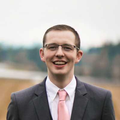 Web Developer Grant Hoffman